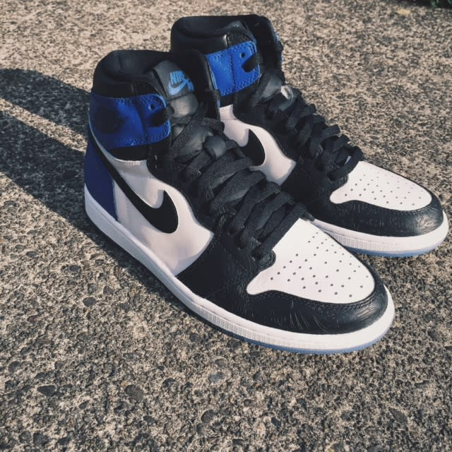 """Parade Of Lasers 2015: You'll Wish You Stocked Up On Jordan 1 """"Lasers"""" After"""