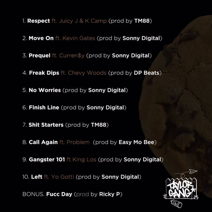 Here S The Artwork And Tracklist For Wiz Khalifa S Cabin