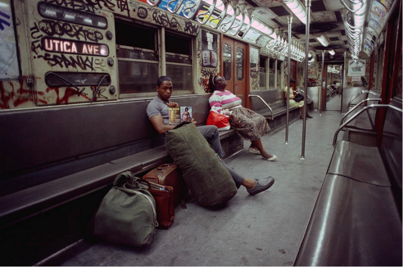Images From Hip Hop Photographer Jamel Shabazz S New