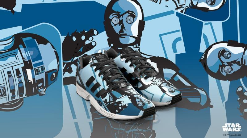 Adidas Celebrates May the Fourth with Mi ZX Flux x Star Wars