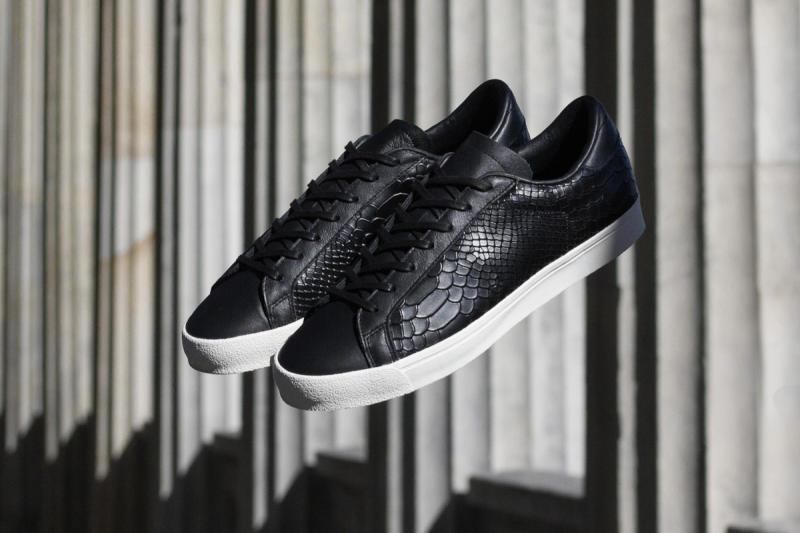 Adidas Croco White