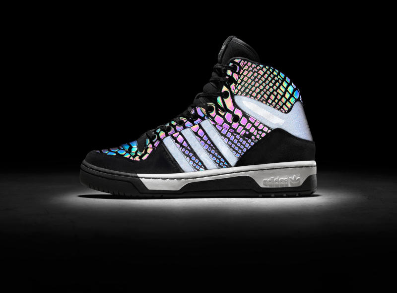Adidas Flux High Tops