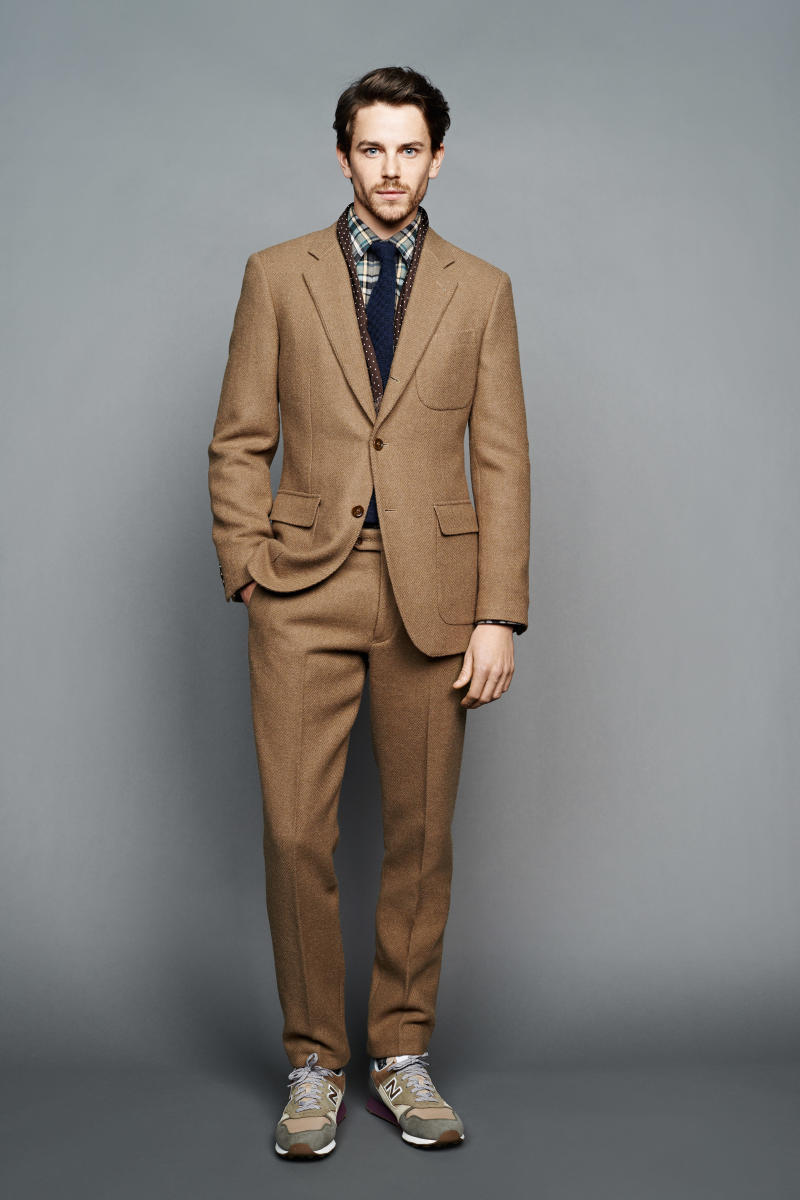 J crew shows its fall winter 2015 collection complex - Beige kombinieren ...