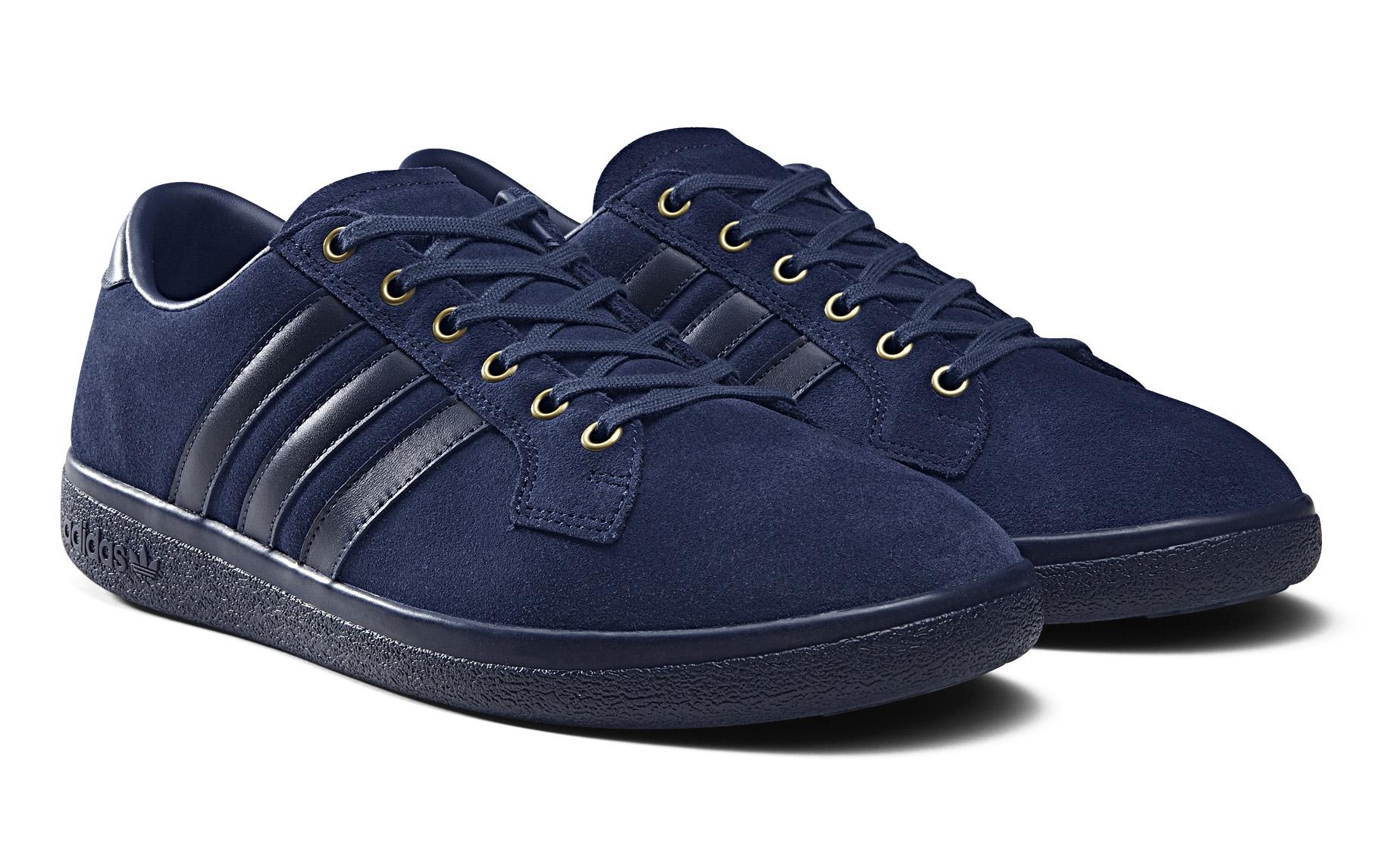 Adidas Spezial Bulhill Navy