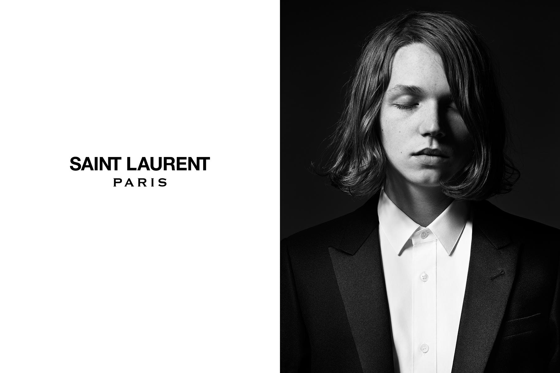 Saint Laurent Presents Its Men's Permanent Collection ...