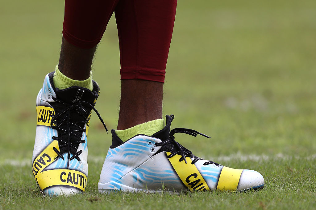 Desean Jackson Police Protest Cleats