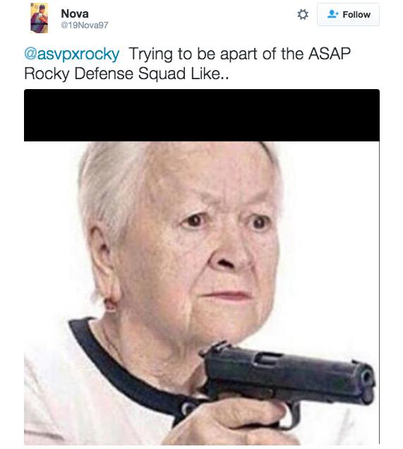 "Is Asap Rocky Left Handed: A$AP Rocky Gets Jumped In New Zealand, Is ""STILL PRETTY"