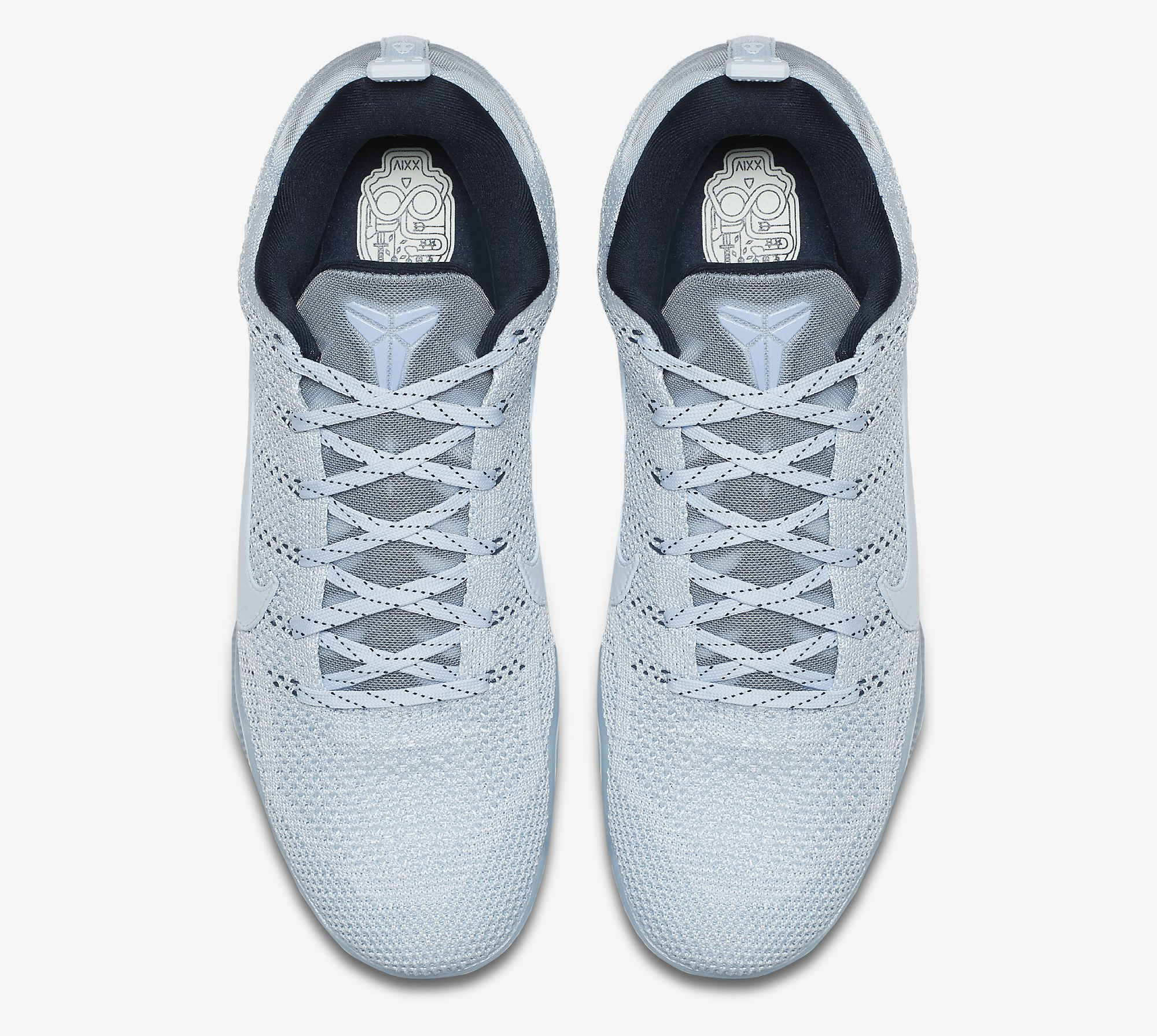 Nike Kobe 11 4KB Pale Horse 824463-443 Top