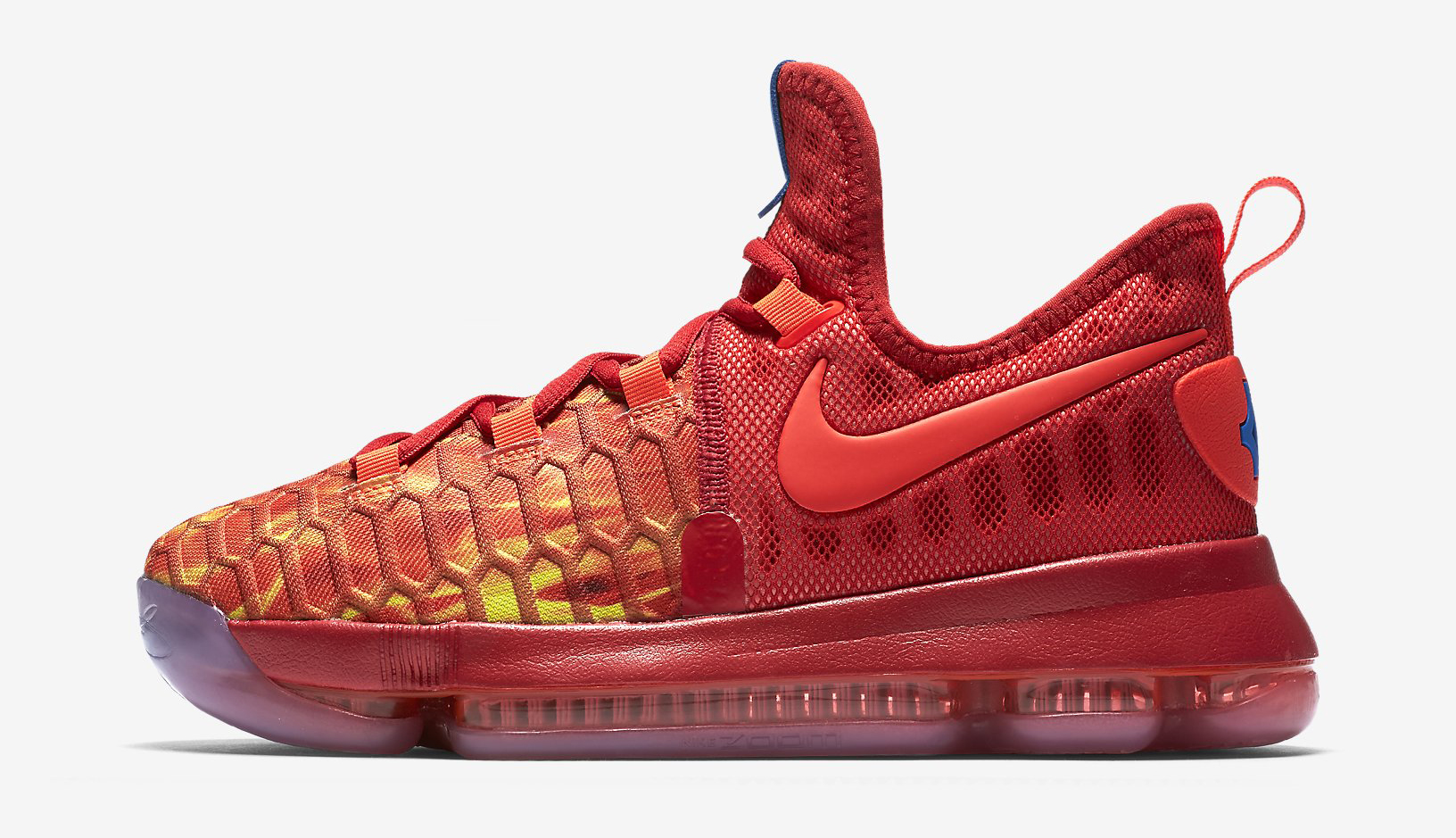 save off b64d8 3f8ec Nike KD 9 Fire & Ice Release Date | Sole Collector