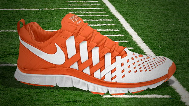 Clemson Nike Golf Shoes