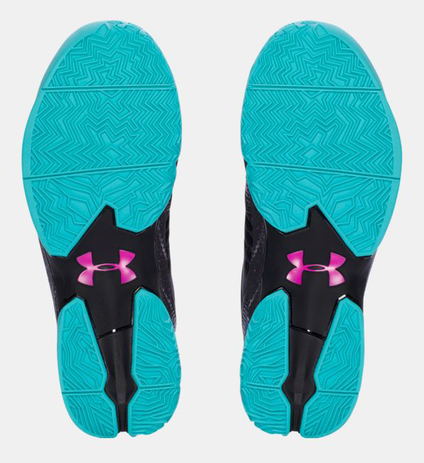 Under Armour Curry 2.5 Miami 129528-001 Sole