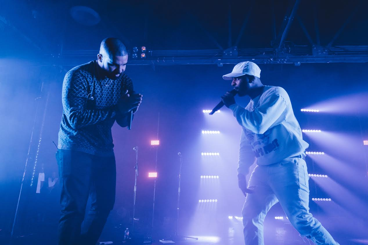 In Houston, dvsn Proves They're Up Next: For Both OVO And R&B news