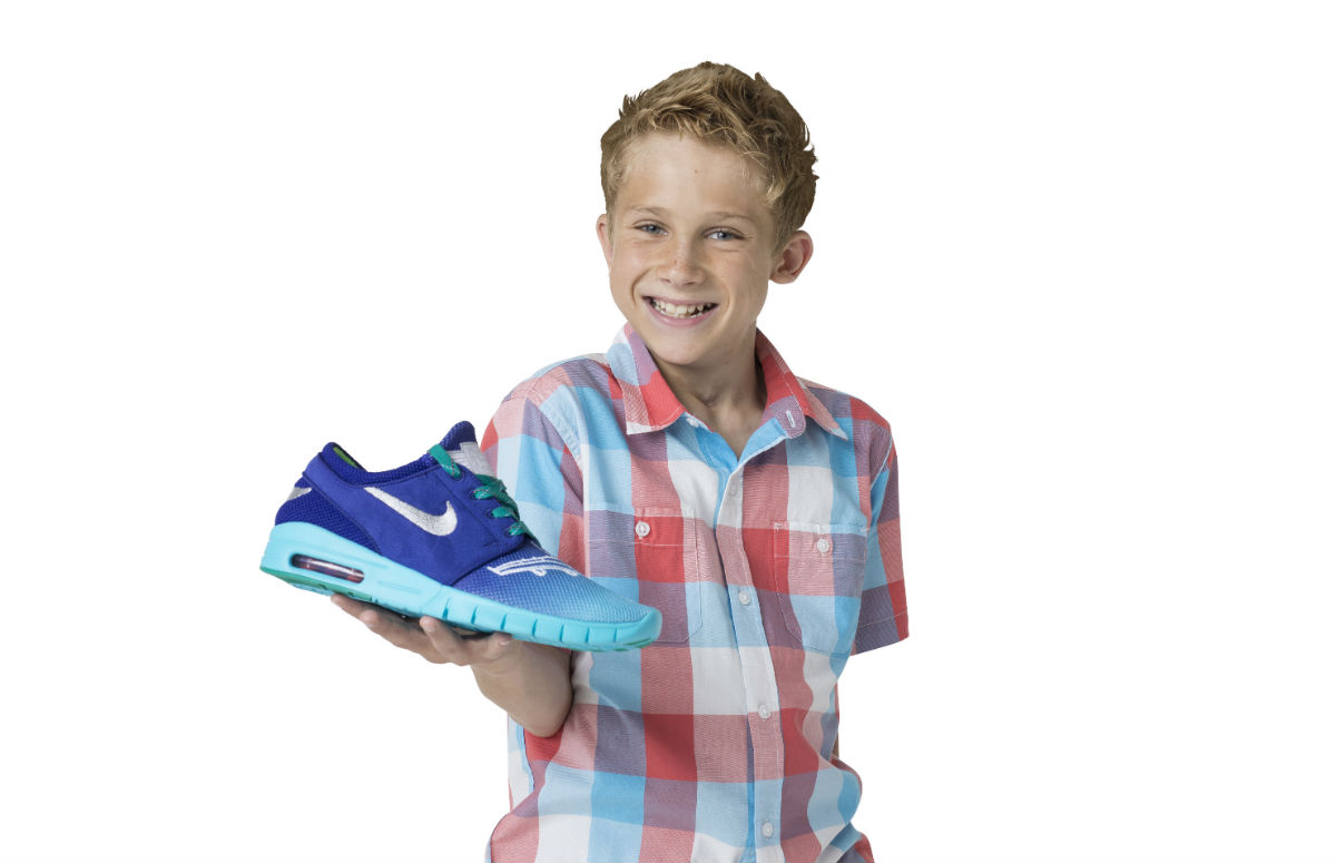 doernbecher childrens hospit nike - HD 1200×775