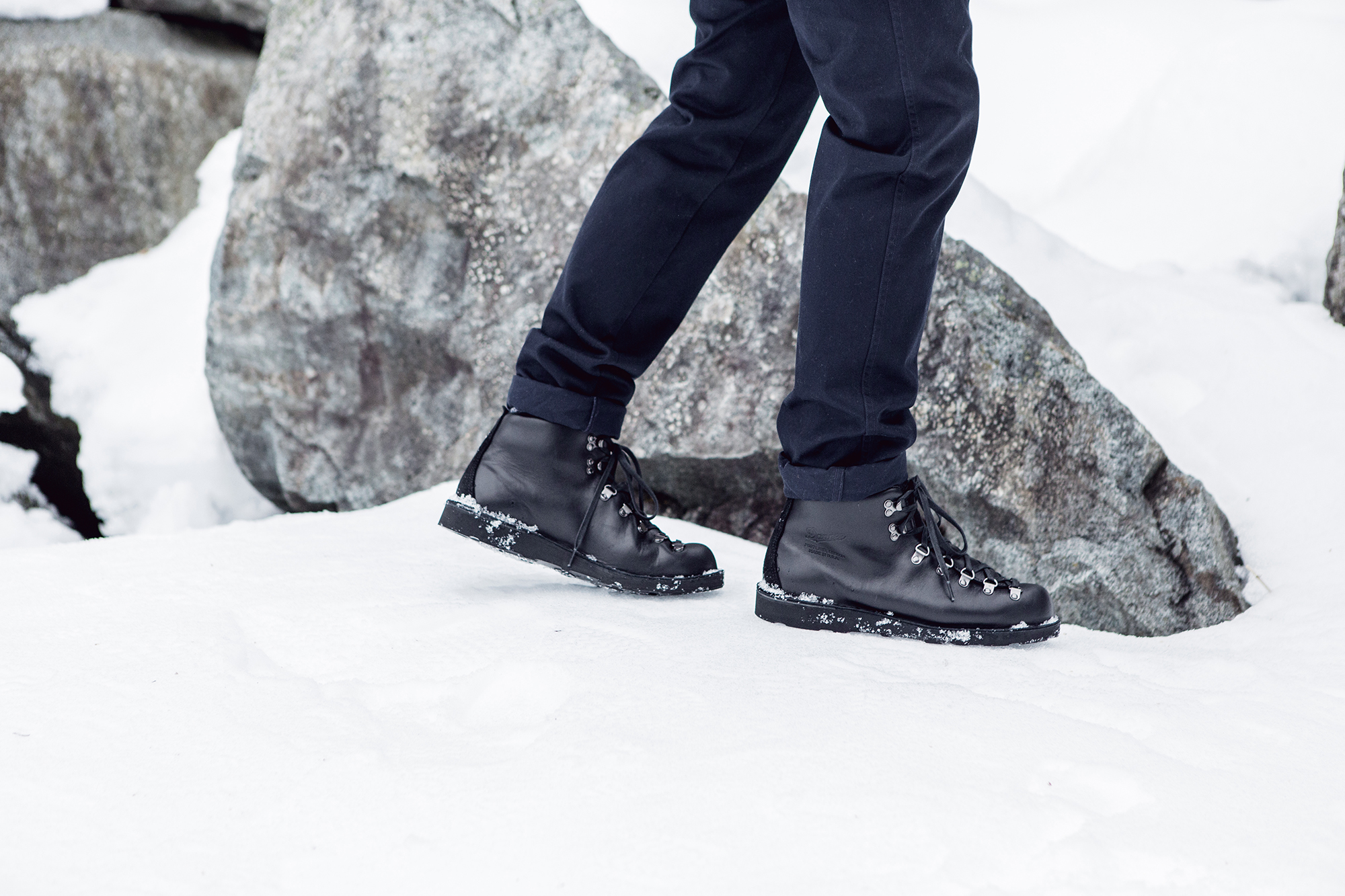 Danner and Wings   Horns Collaborate on Mountain Light Boot | Complex