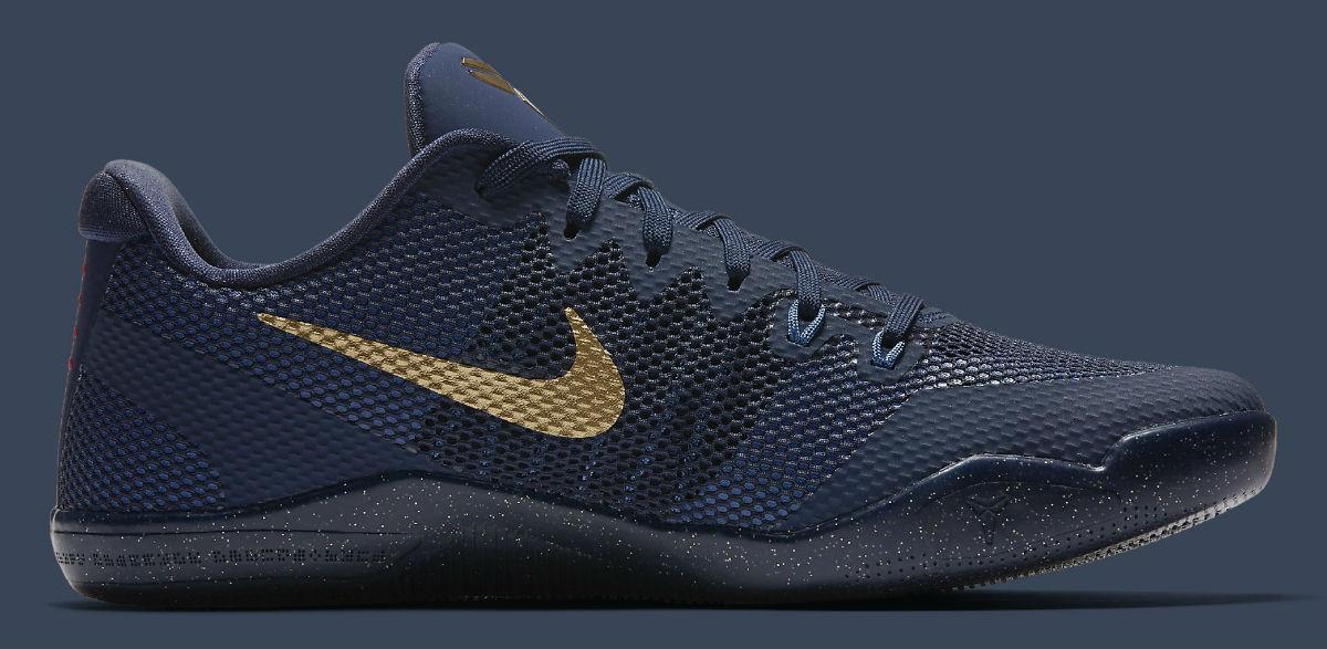 detailed look 74eb7 d2731 Nike Kobe 11 EM Philippines Deep Royal/Fountain Blue ...