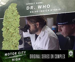 Episode 1: Dr. Who Marijuana Strain