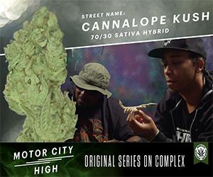Episode 3: Cannalope Kush