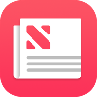 Apple News Logo