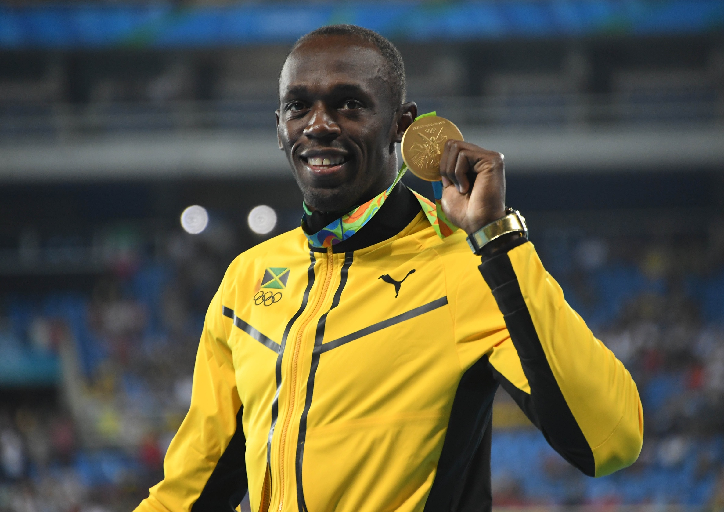 my favorite sports person relay usen bolt Bolt was the sport's new phenom the lanky 6-foot-5-inch jamaican giant among much smaller and more compact sprinters, had people buzzing about his potential enlarge this image.