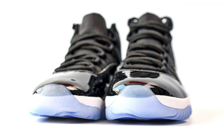 Space Jam Jordan 11 2016 Toe
