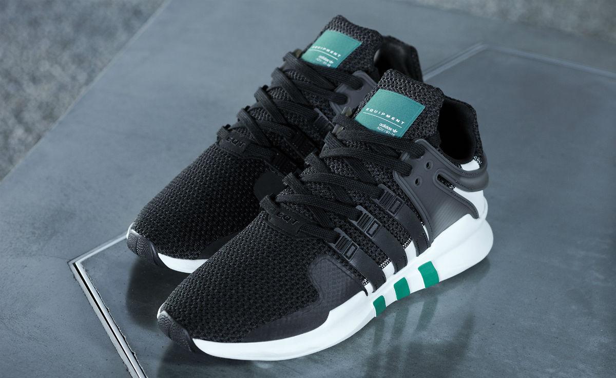 adidas eqt dark green