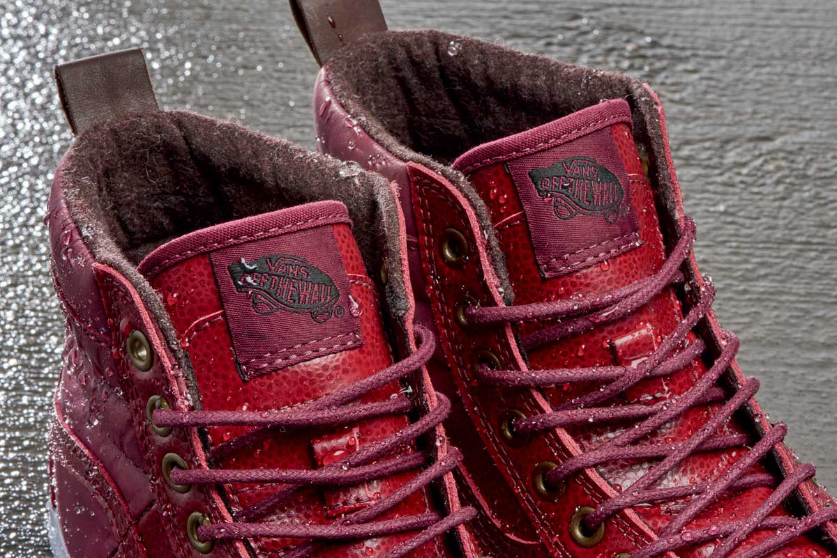 Vans All Weather Mountain Sneakers 01