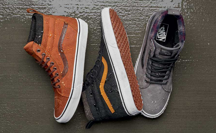 Vans All Weather Mountain Sneakers 03
