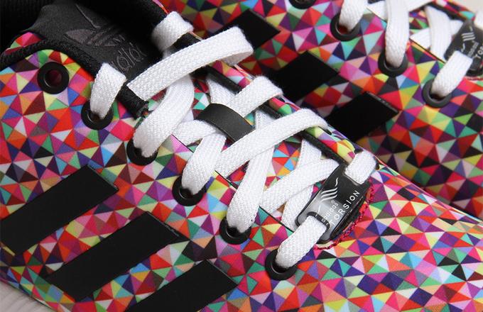 adidas Originals adidas Originals ZX Flux Trainers In Black S32279