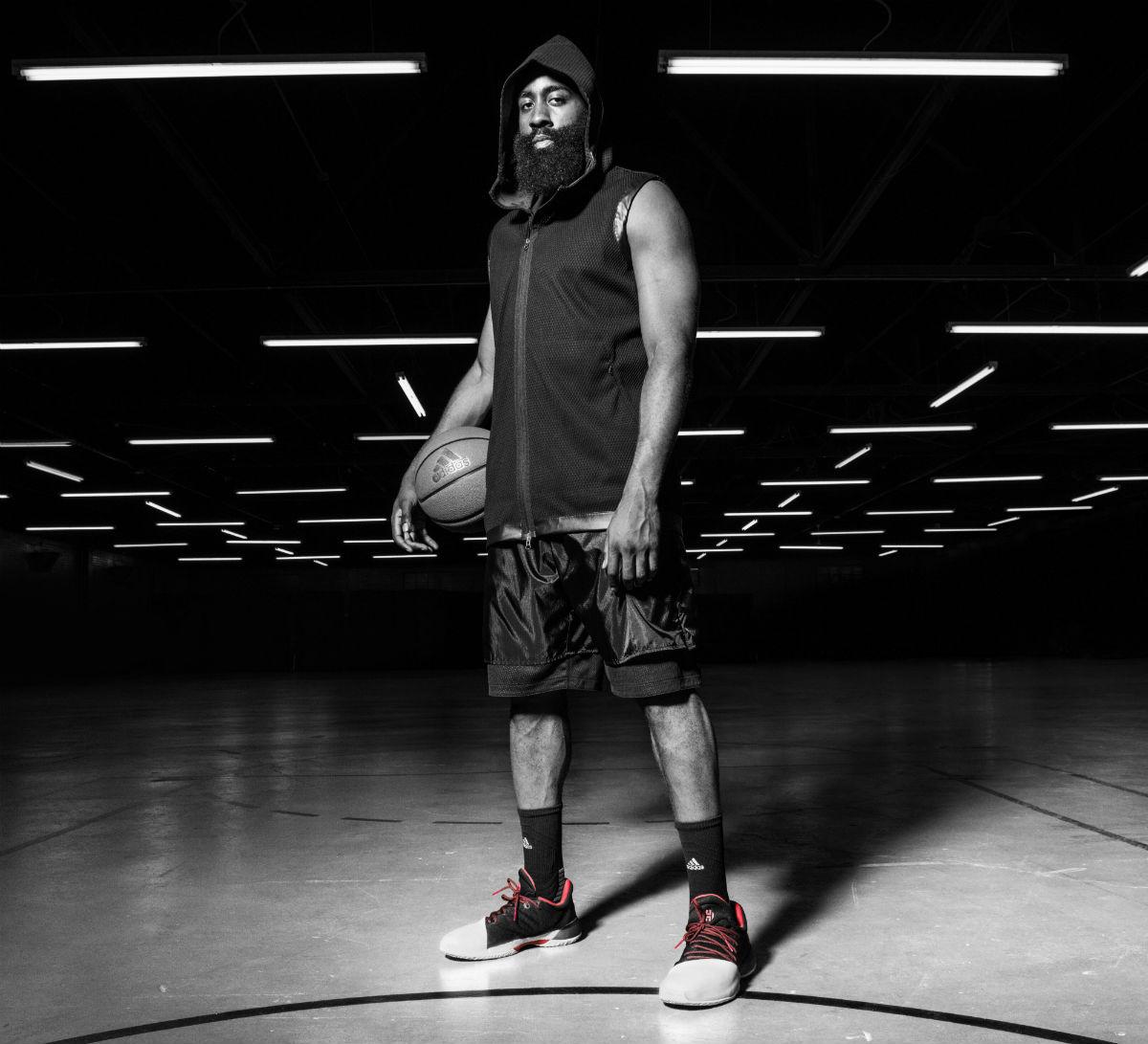 Adidas James Harden Vol. 1 Apparel