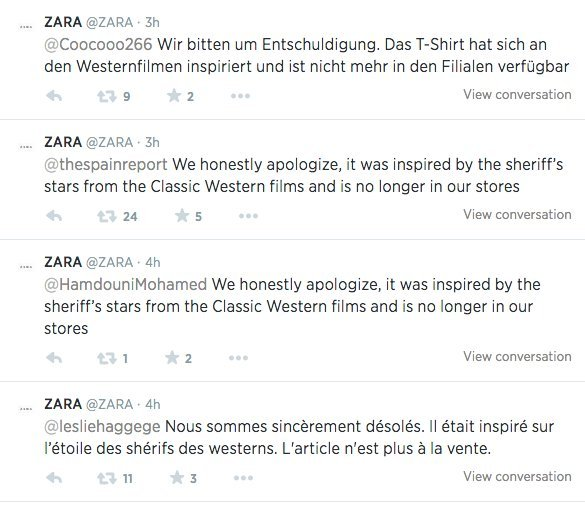zara s problems Zara's shops have always been the retailer's best advertising medium  those who compete on the basis of price are going to have problems because they will appear to be very cost.