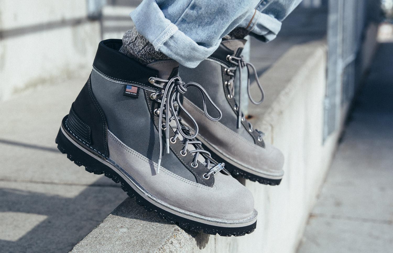 Danner New Balance Boots 01