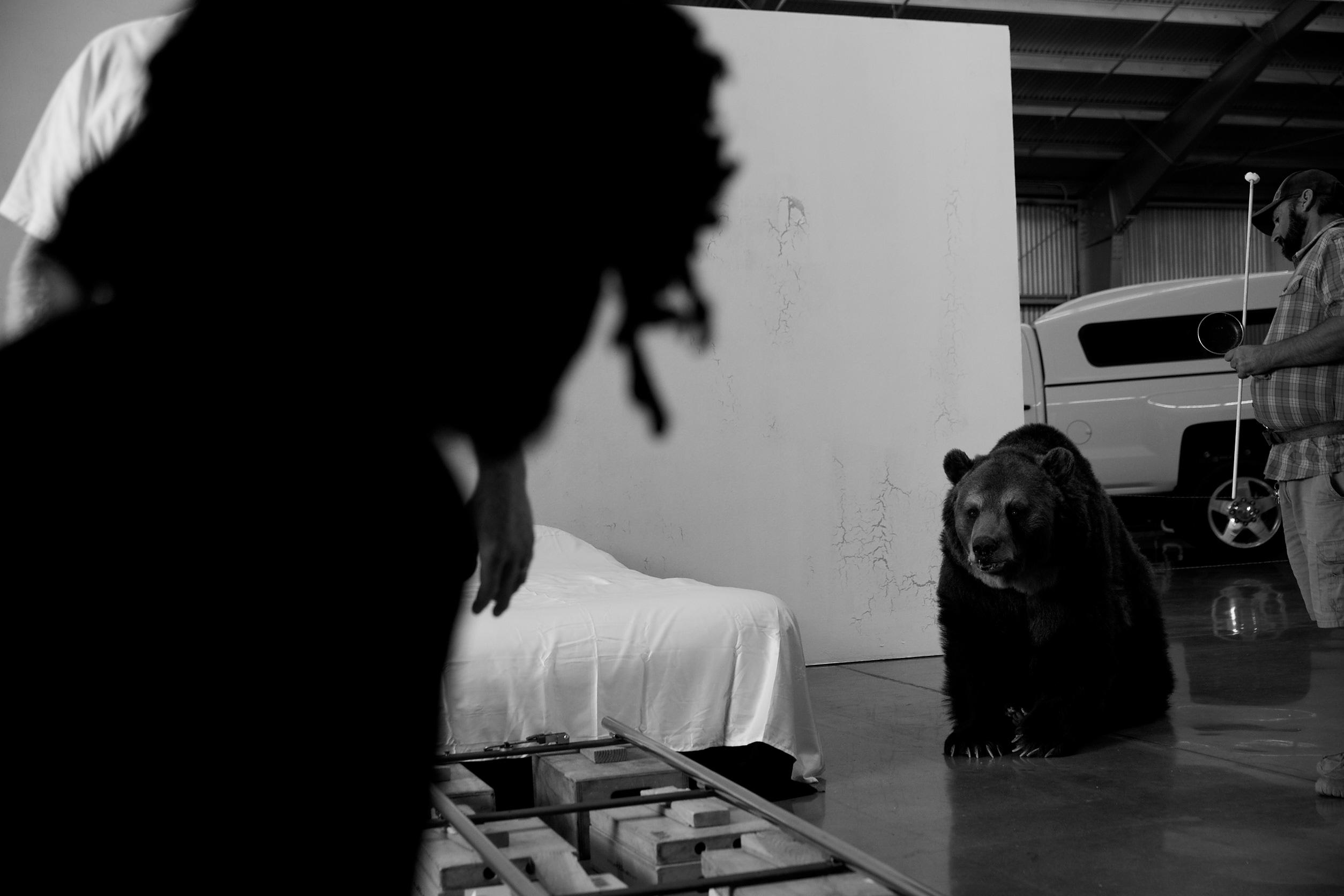 6lack Bear
