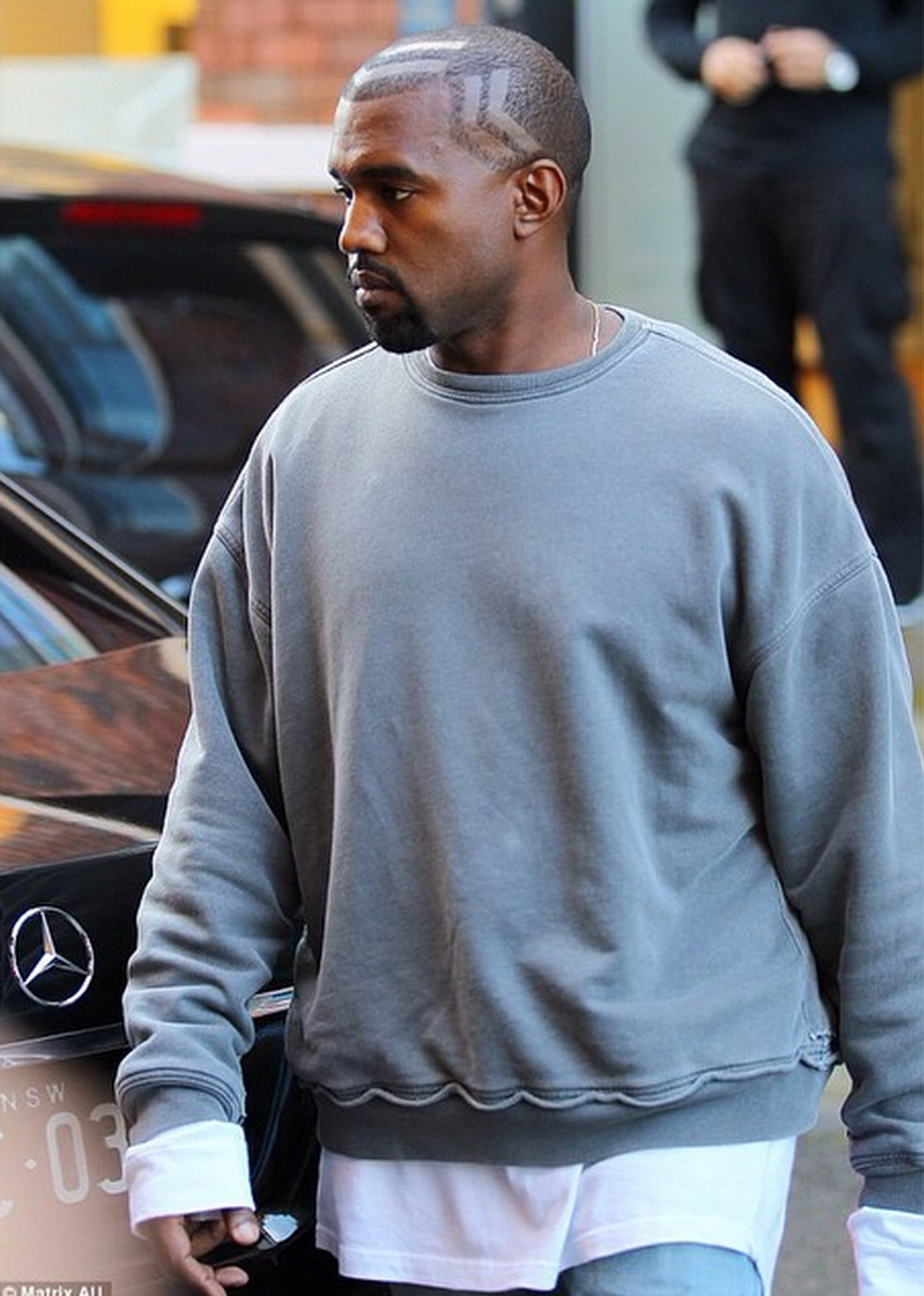 What Do You Think of Kanye West's New Haircut? | Complex