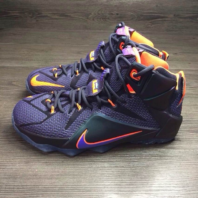 If you need a refresher on LeBron 12 news, the