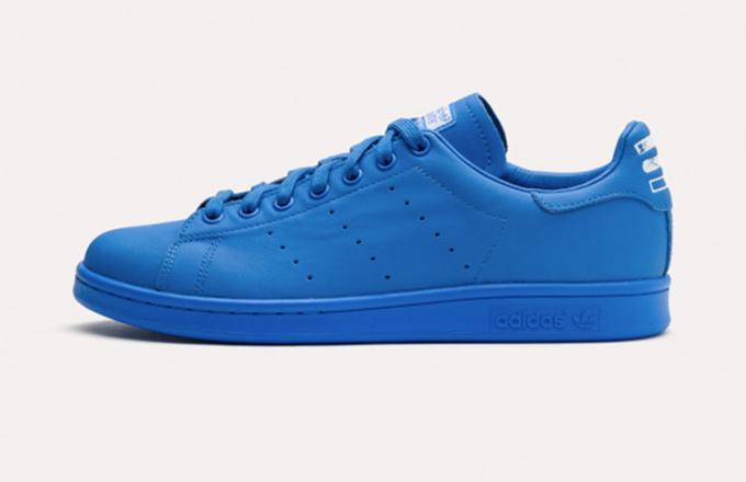 738a09c9 Pharrell x adidas Originals Stan Smith Detailed Look | Complex