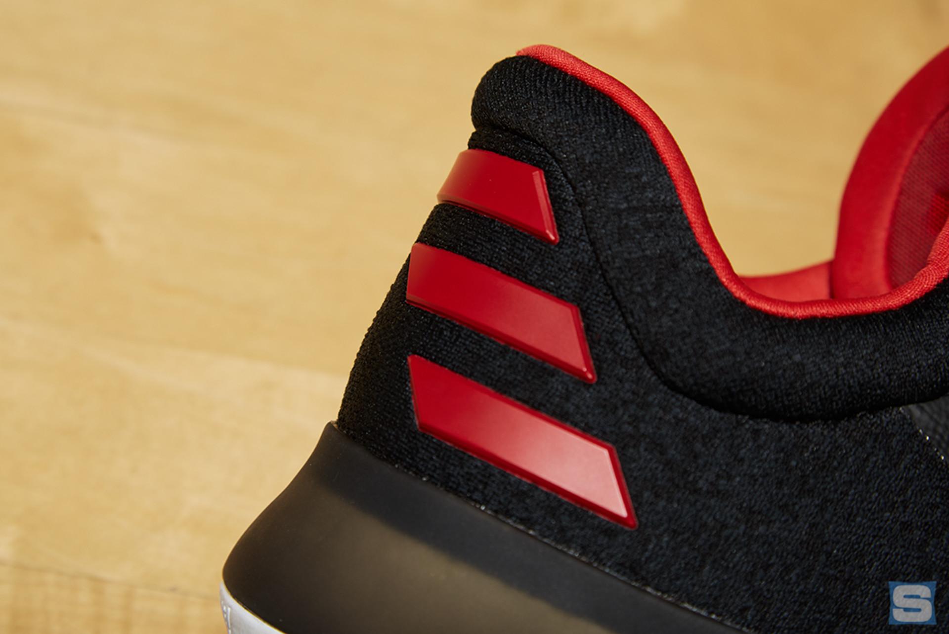 James Harden Signature Sneaker Heel