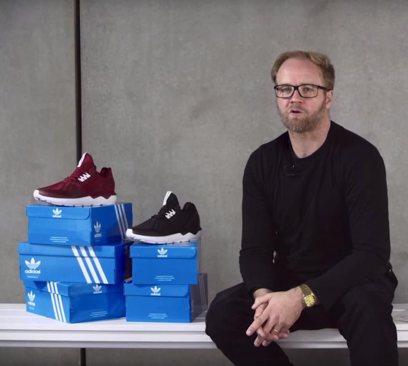 Nic Galway, adidas Originals Vice President of Global Design