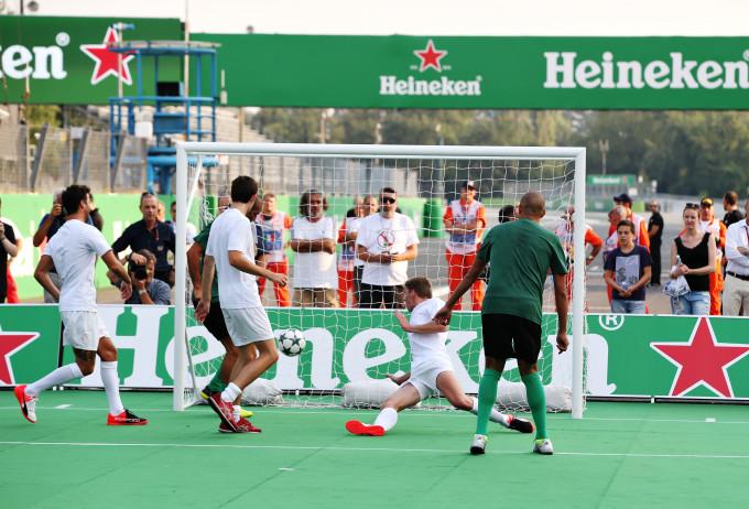 Heineken Champions of the Grid 4