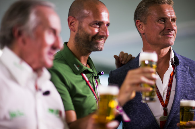 David Coulthard – Heineken