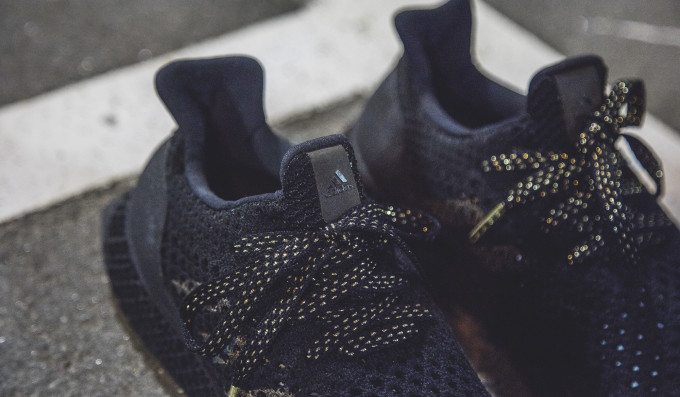 Adidas 3D Running Shoes Laces