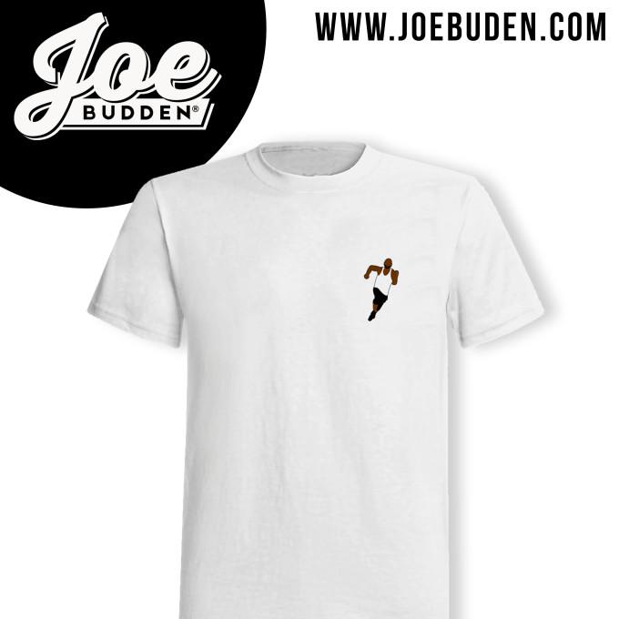 Joe Budden Drake Feud Merch, White T-Shirt