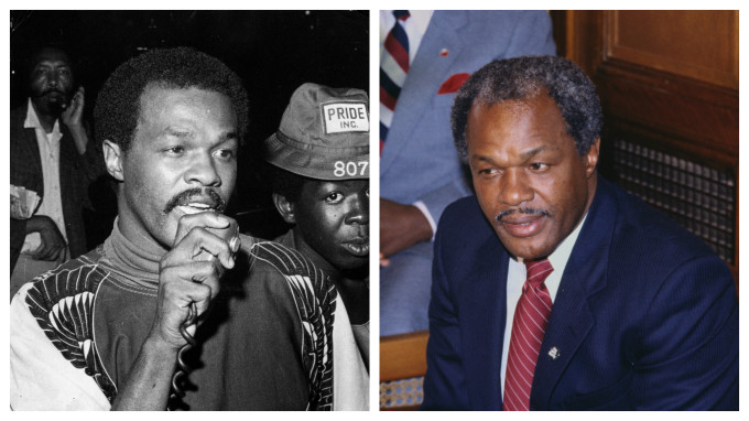 Marion Barry Dashiki and Suit