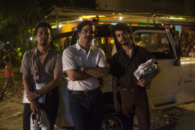 Interview: 'Narcos' Star Wagner Moura Talks to Us About