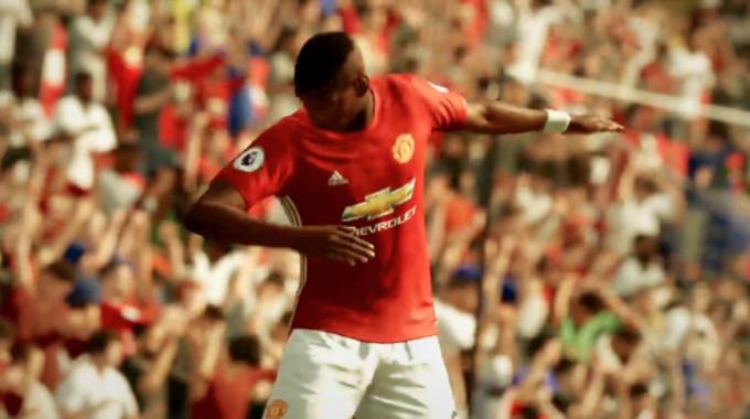 Pogba dab – FIFA 17
