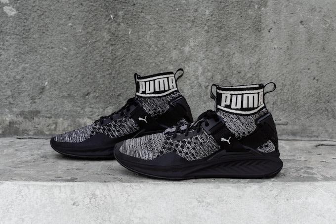 Puma Promo Post Black Shoes