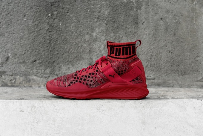 Puma Promo Post Red Shoes