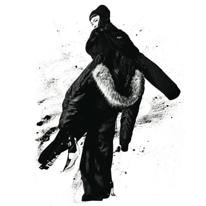 Rihanna Fenty x Puma F/W 16 campaign.