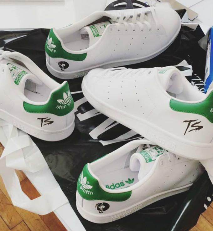 Adidas Stan Smith Fat Joe and Jay Z