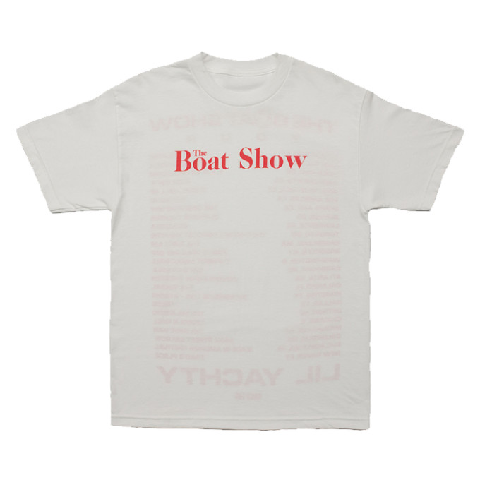 Lil Yachty Merch, Boat Show Shirt