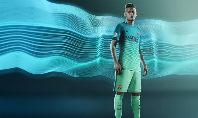 Neymar – Barcelona third kit